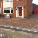 paved driveways in Wroughton