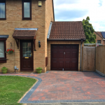 South Marston block paving driveways