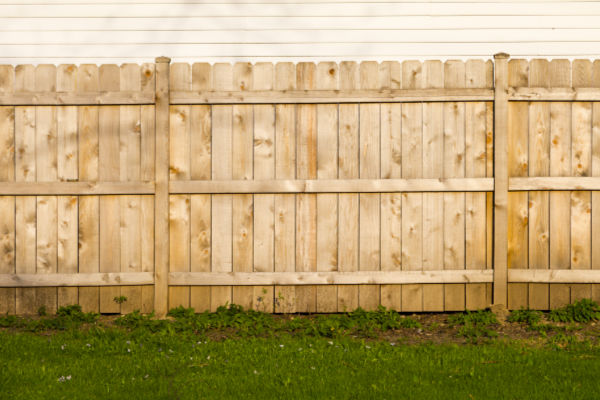 Swindon Garden Fencing Contractors