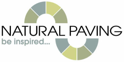 Natural paving logo