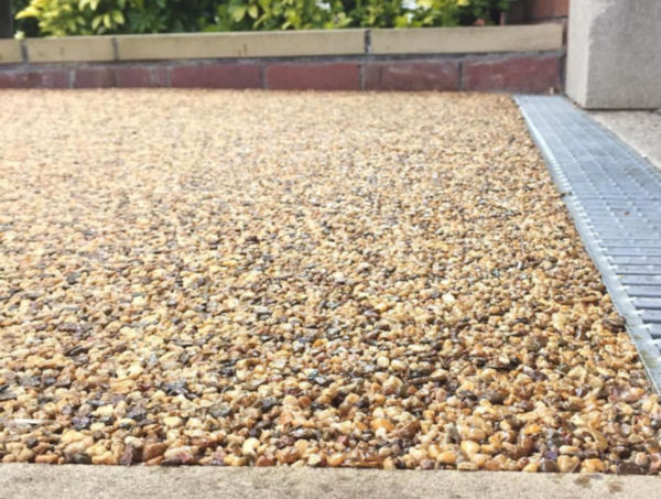 Resin Bound Driveway Installers in Lydiard Millicent